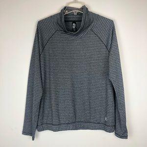 Reebok Cowlneck Active Long Sleeve Shirt